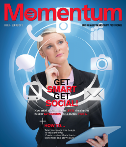 MOMENTUM- A Modern Litho Quarterly Publication
