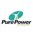 Pure Power©. Modern Litho supports the generation of 132,000 kWh of wind power through their commitment to Pure Power and new green power sources. This annual commitment prevents the release of 200,668 pounds of carbon dioxide, the environmental equivalent of taking 17.8 gasoline-powered vehicles off the road for a year