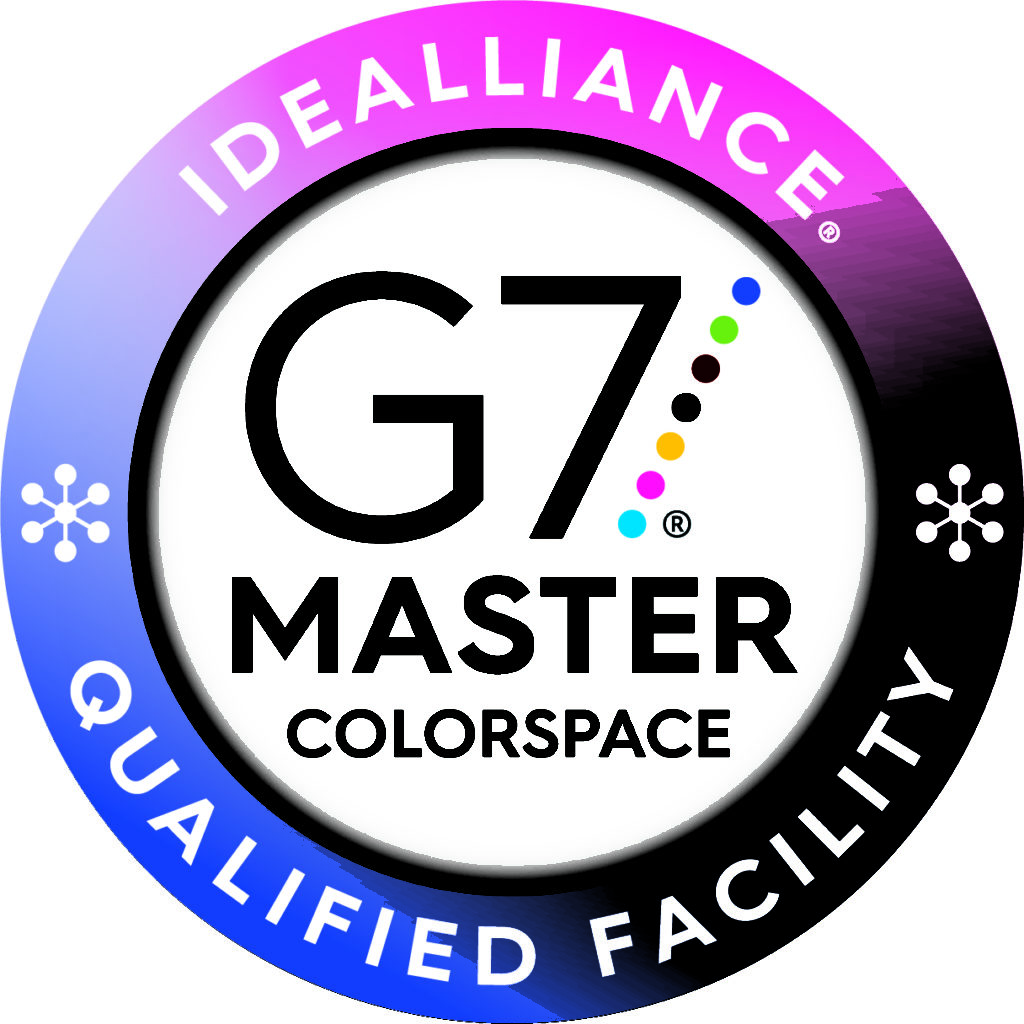 G7 Master Qualification by Idealliance. Modern Litho has attained a G7 Master Qualification across its multiple locations.