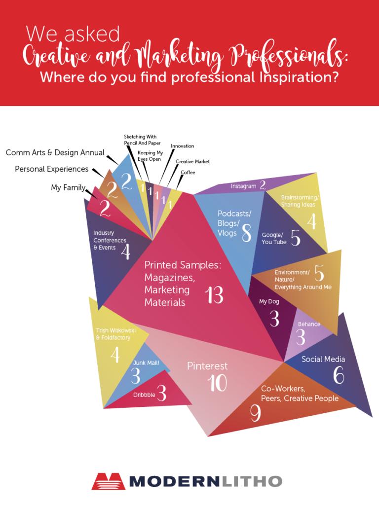 Professional Inspiration Inforgraphic