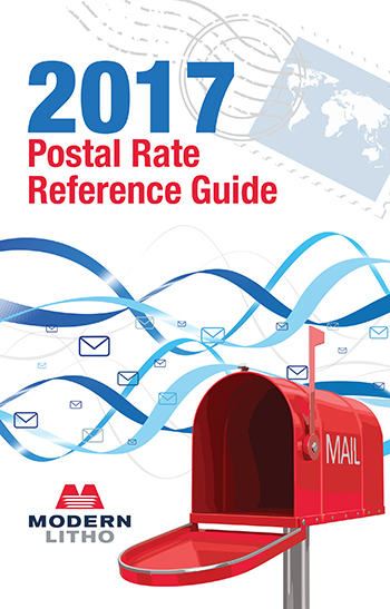 2017 Postal Rate Reference Guide