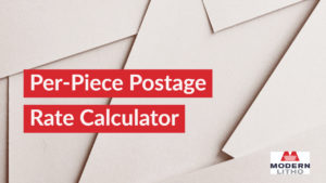 Postage Rate Calculator - Image