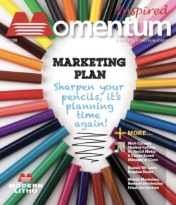 Inspired Momentum Fall Magazine Edition