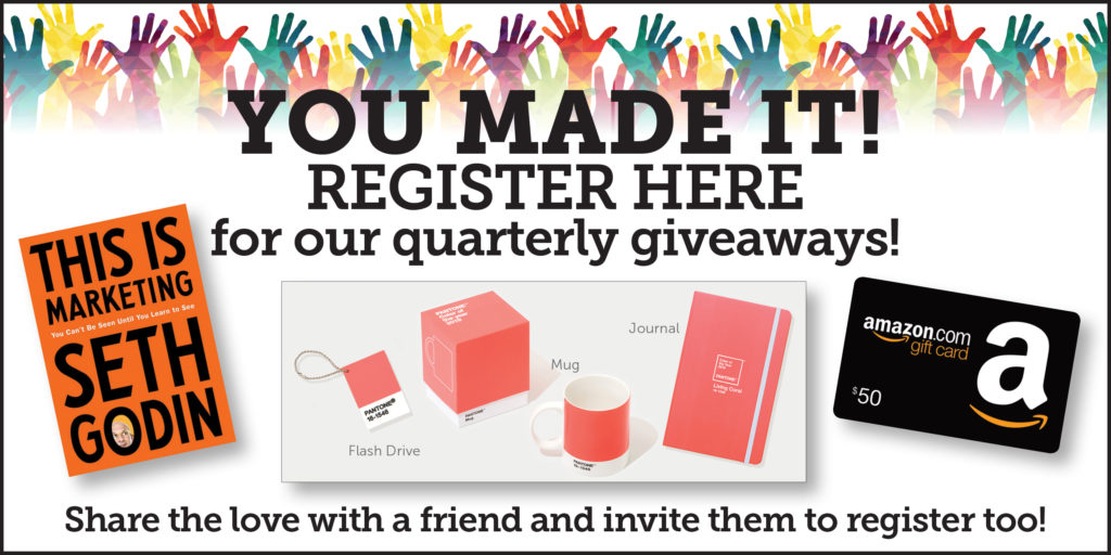 Modern Litho Winter Giveaway