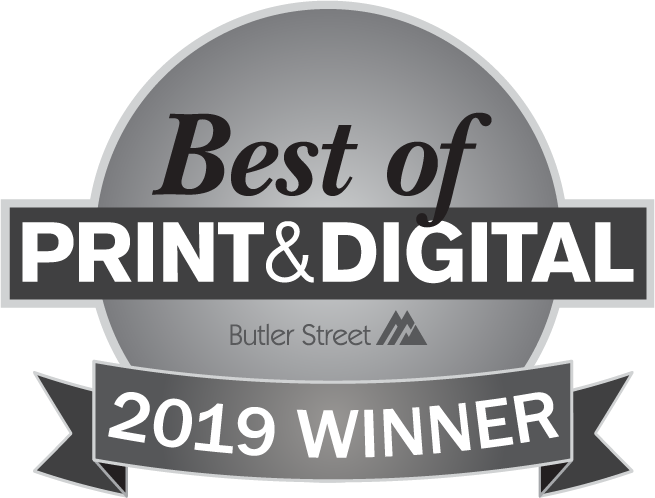 Best of Print and Digital Award