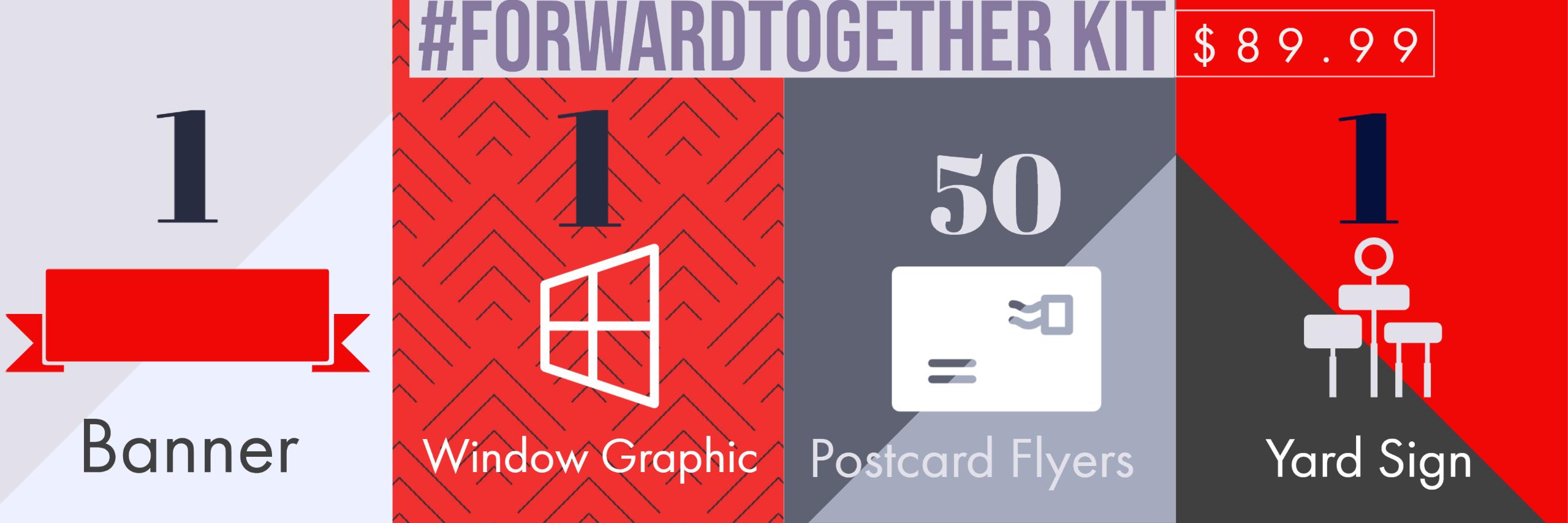 Forward together Kit Cover Image