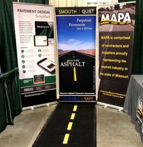 MAPA Banners