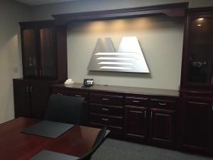 Modern Litho conference room